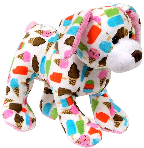 Webkinz Delightz Ice Cream Pup Plush