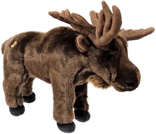 Webkinz Signature Deluxe Moose Plush