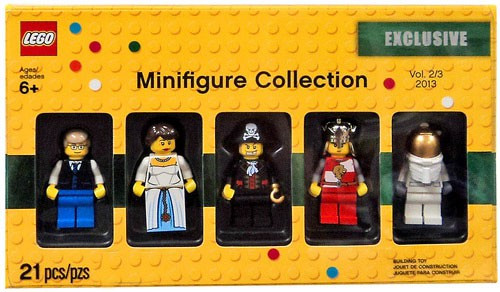 LEGO Exclusives Minifigure Collection Exclusive Set #5002147 [Volume 2]
