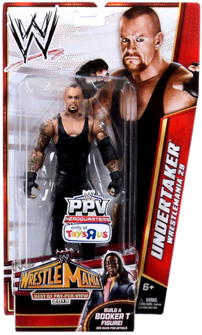 WWE Wrestling Best of PPV 2013 Undertaker Exclusive Action Figure