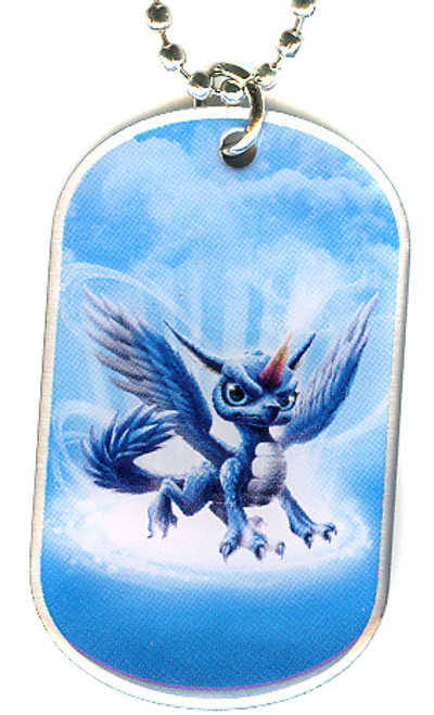 Skylanders Swap Force Whirlwind Dog Tag #12 [Loose (No Package)]