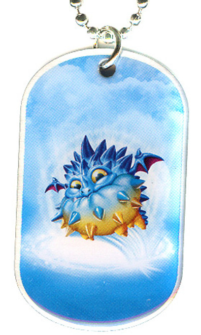 Skylanders Swap Force Pop Thorn Dog Tag #13 [Loose]