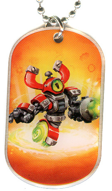 Skylanders Swap Force Magna Charge Dog Tag #16 [Loose (No Package)]