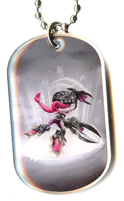 Skylanders Swap Force Roller Brawl Dog Tag #20 [Loose (No Package)]