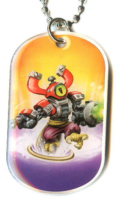 Skylanders Swap Force Magna Loop Dog Tag #31 [Loose]