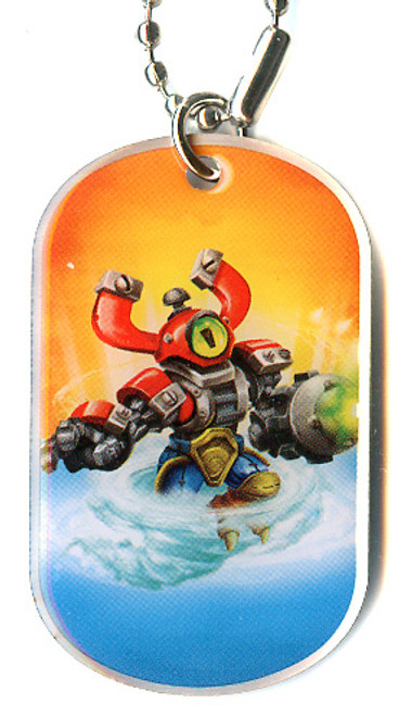 Skylanders Swap Force Magna Ranger Dog Tag #32 [Loose]