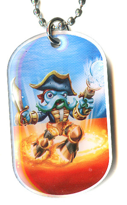 Skylanders Swap Force Wash Zone Dog Tag #33 [Loose (No Package)]