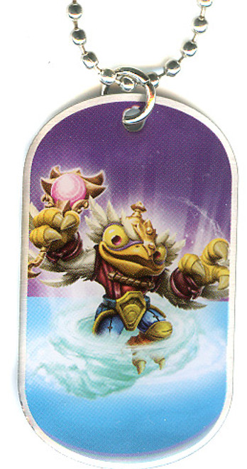 Skylanders Swap Force Hoot Ranger Dog Tag #40 [Loose]