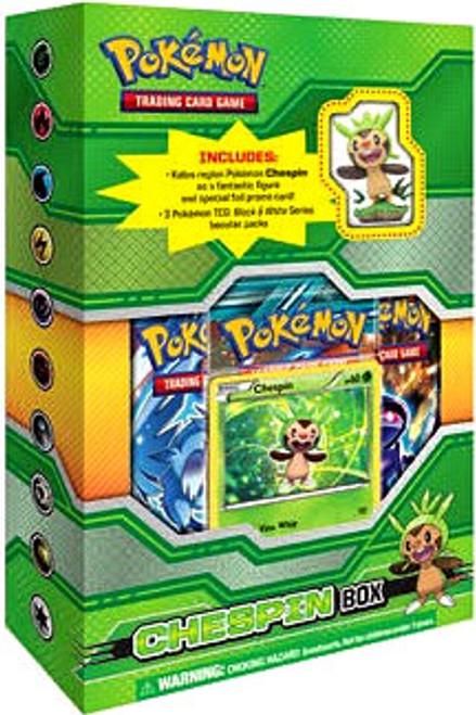 Pokemon Chespin Box