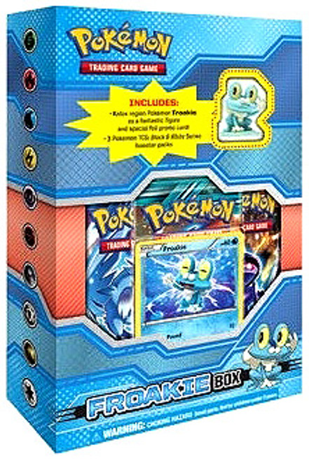 Pokemon Froakie Box