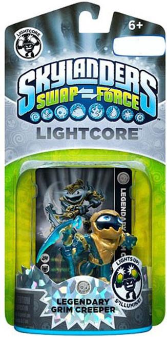 Skylanders Swap Force Lightcore Grim Creeper Figure Pack [Legendary]