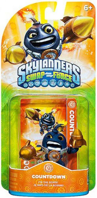 Skylanders Swap Force Countdown Figure Pack