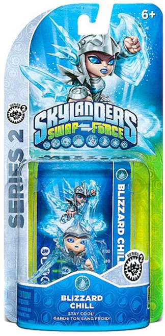 Skylanders Swap Force Series 2 Chill Figure Pack [Blizzard]