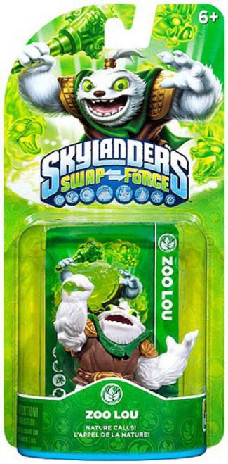 Skylanders Swap Force Zoo Lou Figure Pack
