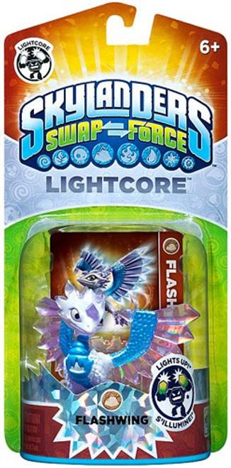 Skylanders Swap Force Lightcore Flashwing Figure Pack