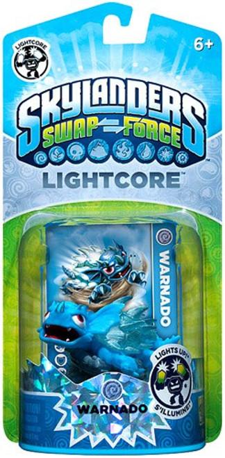 Skylanders Swap Force Lightcore Warnado Figure Pack