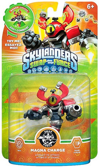 Skylanders Swap Force Swappable Magna Charge Figure Pack