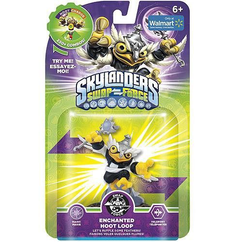Skylanders Swap Force Swappable Enchanted Hoot Loop Figure Pack