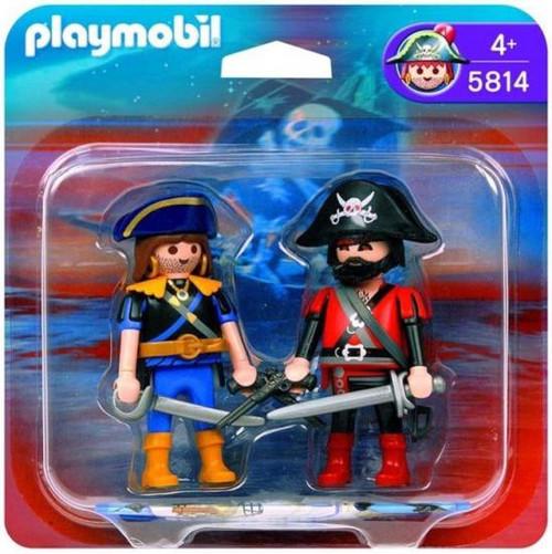 Playmobil Pirates Pirate & Captain Set #5814