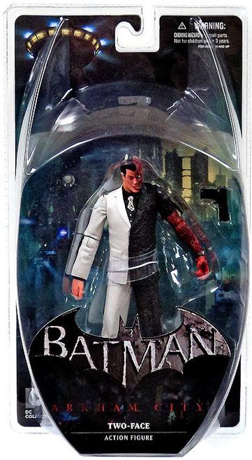 Batman Arkham City Two Face Action Figure