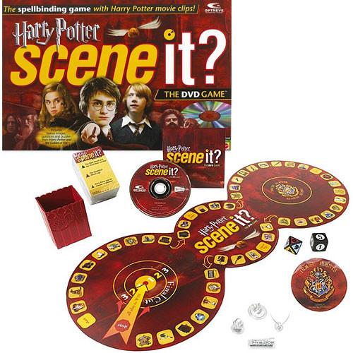 Harry Potter Scene It? DVD Board Game