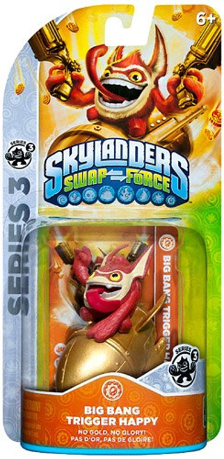 Skylanders Swap Force Series 3 Trigger Happy Figure Pack [Big Bang]