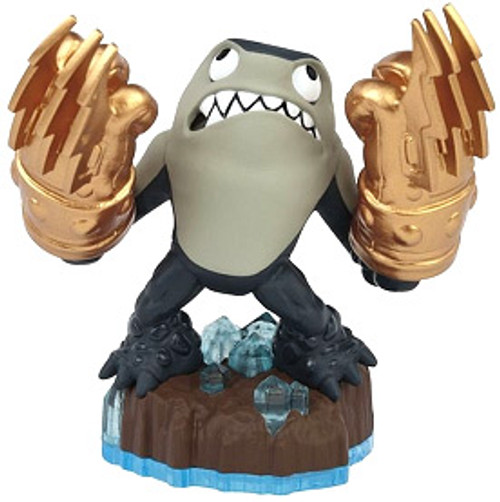 Skylanders Swap Force Loose Terrafin Figure [Knockout Loose]