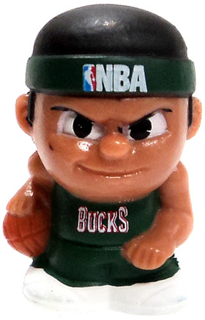 NBA TeenyMates Series 1 Dribblers Milwaukee Bucks Minifigure