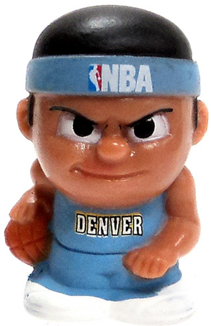 NBA TeenyMates Series 1 Dribblers Denver Nuggets Minifigure