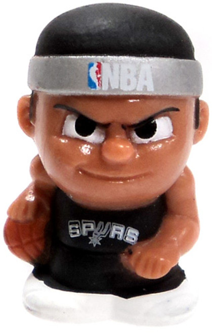NBA TeenyMates Series 1 Dribblers San Antonio Spurs Minifigure