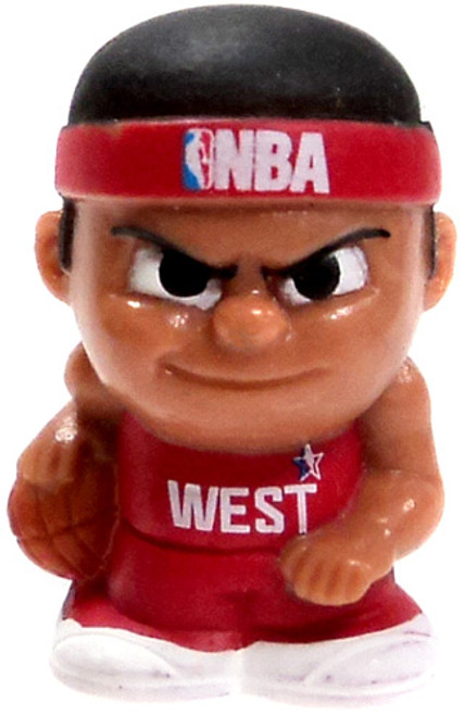 NBA TeenyMates Series 1 Dribblers All-Star West Minifigure