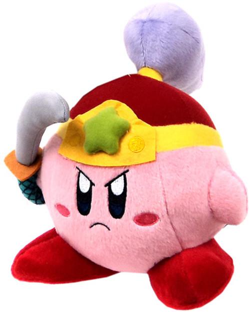 Nintendo Kirby's Adventure Ninja Kirby 6-Inch Plush