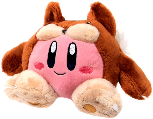 Nintendo Kirby's Adventure Animal Kirby 6-Inch Plush