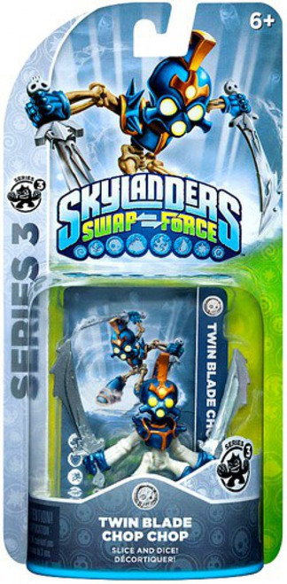 Skylanders Swap Force Series 3 Chop Chop Figure Pack [Twin Blade]