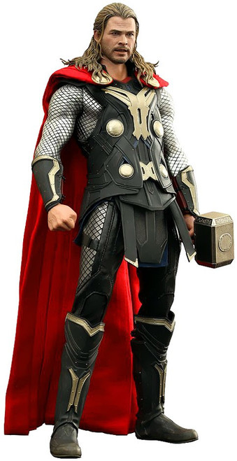 The Dark World Movie Masterpiece Thor 1/6 Collectible Figure