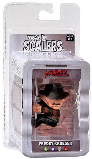NECA A Nightmare on Elm Street Scalers Series 1 Freddy Krueger Mini Figure