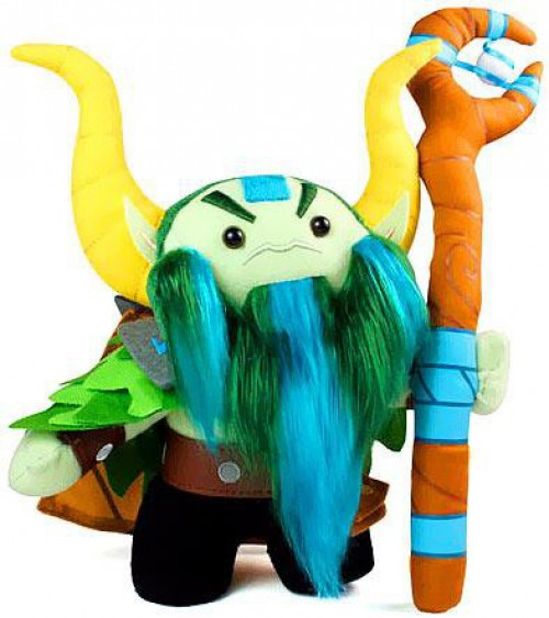 Dota 2 Micro Plush Series 1 Nature's Prophet Plush