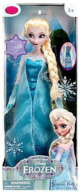 Disney Frozen Elsa Exclusive 16-Inch Doll [Singing]