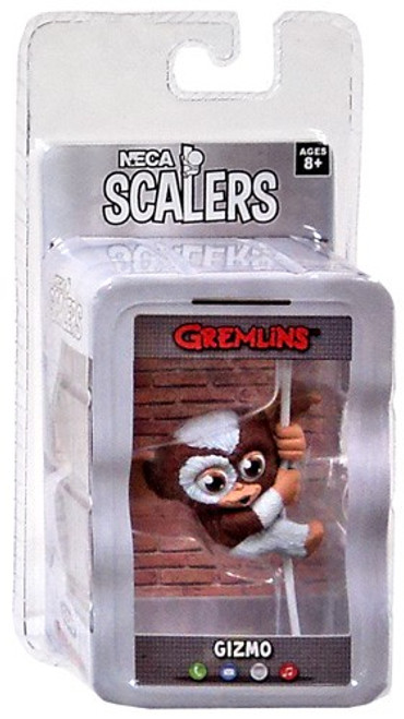 NECA Gremlins Scalers Series 1 Gizmo Mini Figure