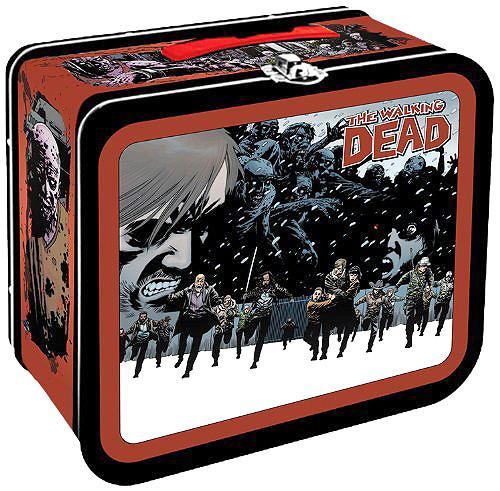 Comic The Walking Dead Lunch Box