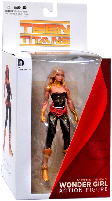 DC Teen Titans The New 52 Wonder Girl Action Figure