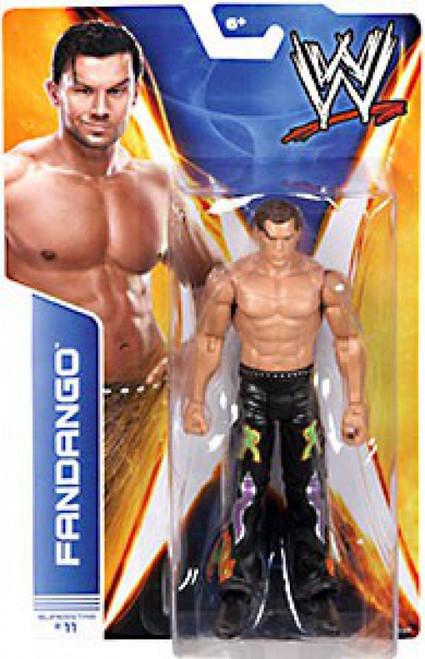 WWE Wrestling Series 36 Fandango Action Figure #11