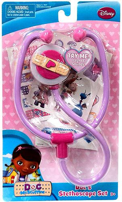 Disney Doc McStuffins Doc's Stethoscope Set Roleplay Toy