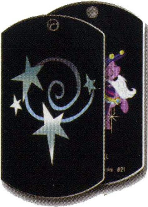 My Little Pony Friendship is Magic Dog Tags Starswirl the Bearded Dog Tag #21 [Loose]