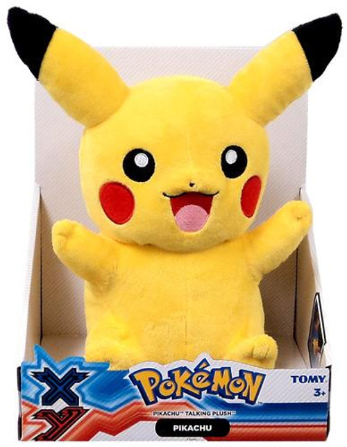 Pokemon XY 10 Inch Pikachu Talking Plush