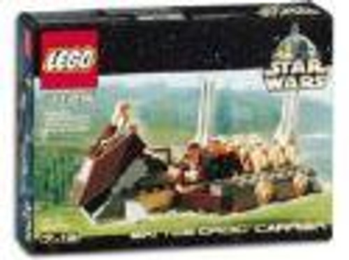 LEGO Star Wars The Phantom Menace Battle Droid Carrier Set #7126 [New]