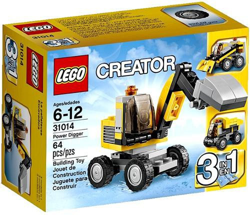 LEGO Creator Power Digger Set #31014