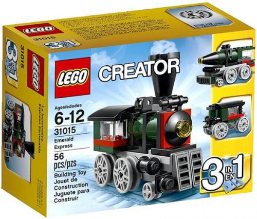 LEGO Creator Emerald Express Set #31015