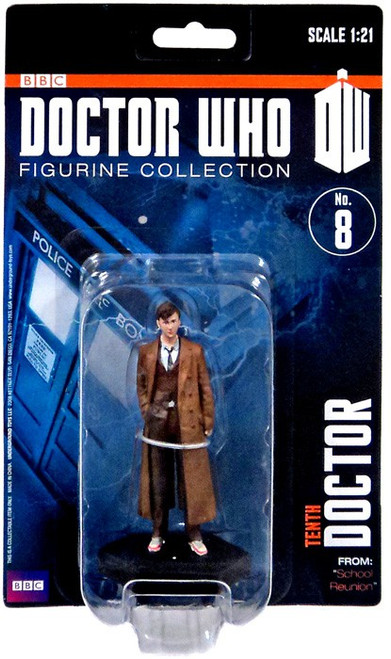Doctor Who Figure Collection Tenth Doctor Collectible Figure #8