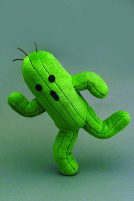 Final Fantasy XIV Cactuar 11-Inch Plush